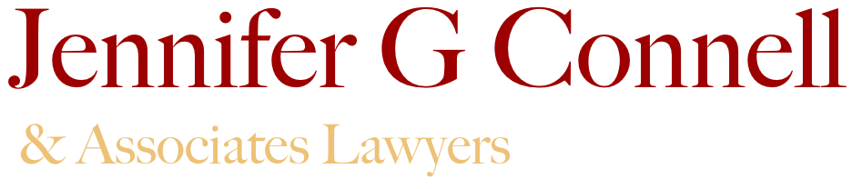 J G Connell Lawyers Logo